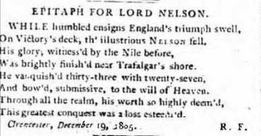 Morning Post - Wednesday 25 December 1805