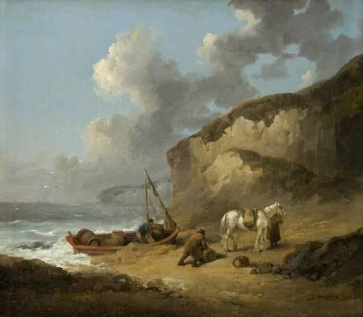 George Moreland 1793