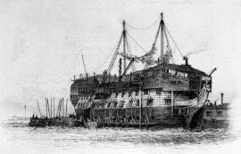 HMS_York_(1807)_aka_Bellerophon