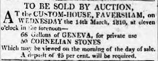 auction faversham 1810
